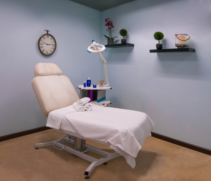 """i got a facial at cosmetique and it was awesome,"" said one of our clients"