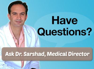 Ask Dr. Sarshad