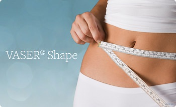 where does the fat go after a vaser shape procedure?