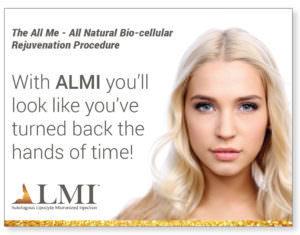 almi all natural skin rejuvenation procedure